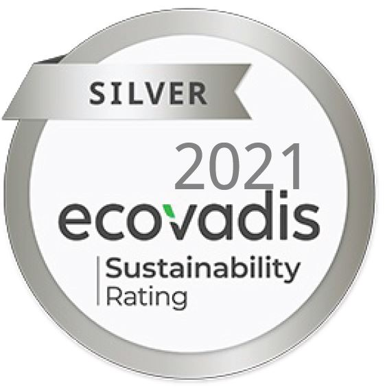 NHQ GETS THE CSR SILVER RATING OF ECOVADIS