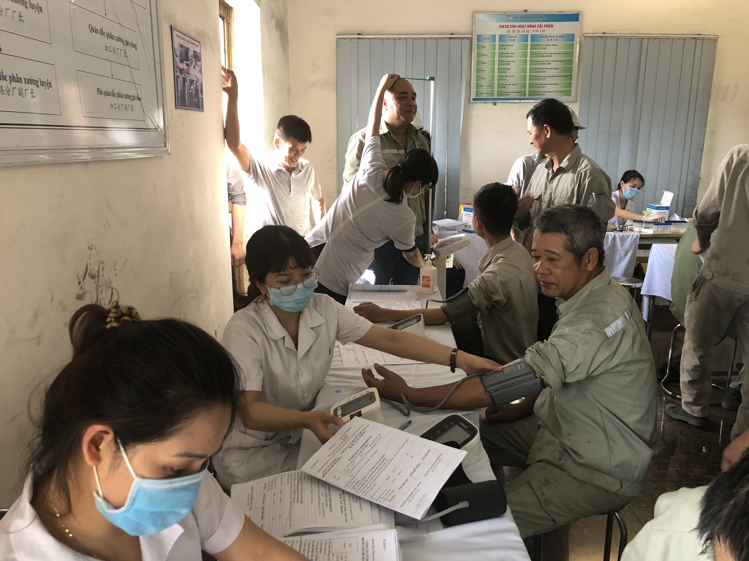 NHQ HELD PERIODIC HEALTH EXAMINATION